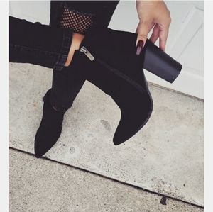 Shoes - 🆕️Apple Picking Collection// Black bootie